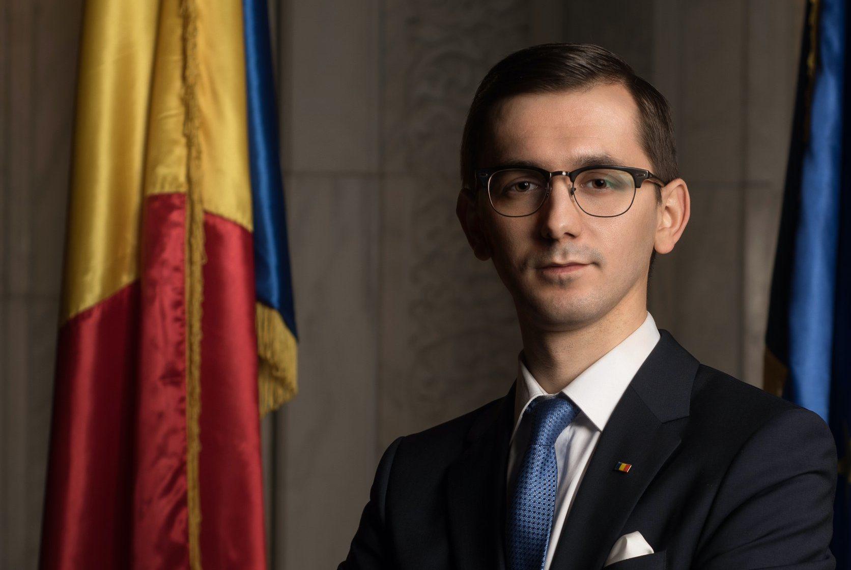 """Pavel Popescu, PNL: """"În aşa zisa strategie 5G, Ministerul Comunicaţiilor a uitat să menţioneze riscurile de securitate pe astfel de reţele"""""""