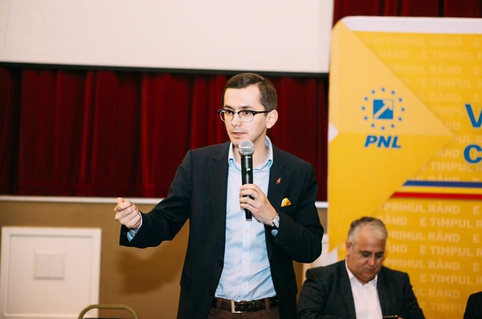 Pavel Popescu: PNL va transpune în legislația primară, până la 31.12.2019, memorandumul 5G semnat cu SUA, partenerul de încredere al românilor