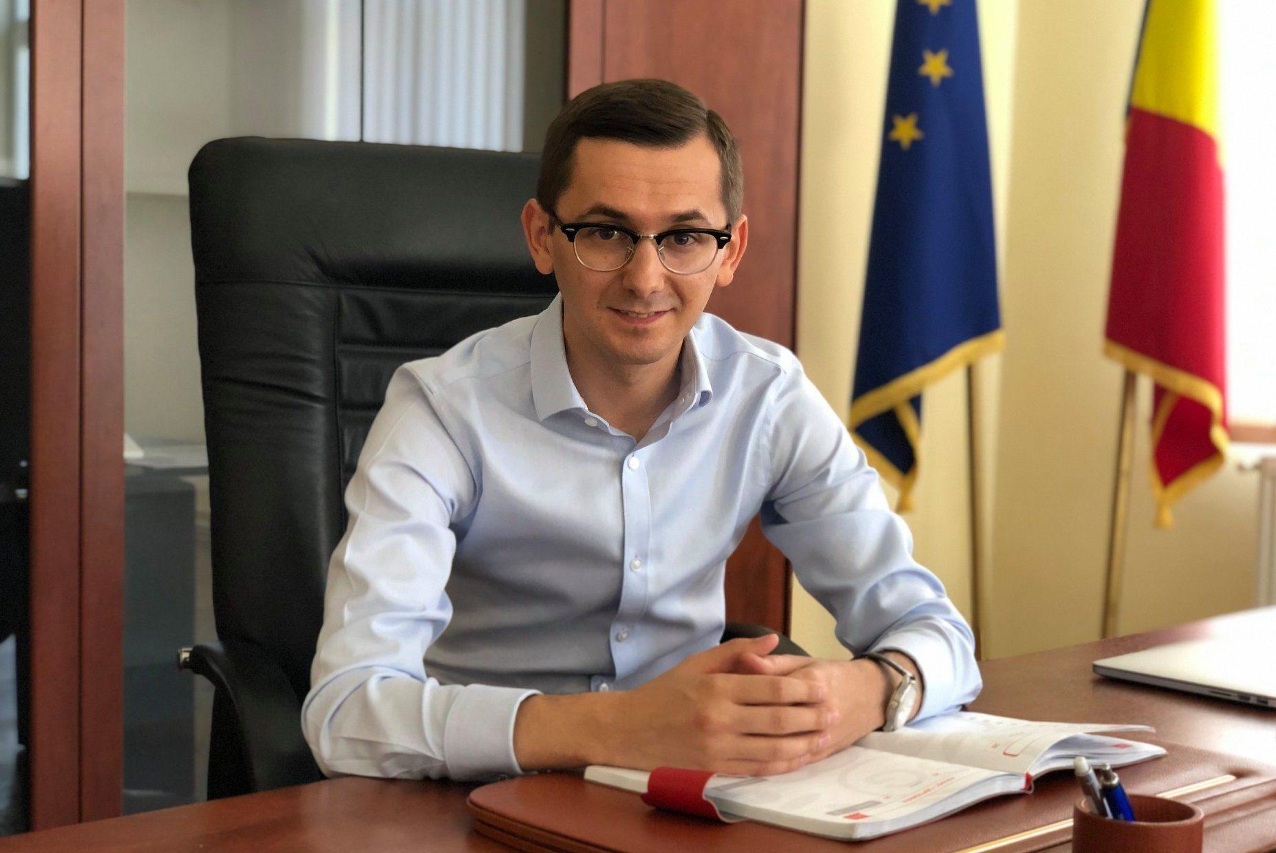 """Pavel Popescu, PNL: """"Susţin ca salarizarea în Autoritatea pentru Digitalizarea României să fie una pe măsură pentru profesionişti"""""""